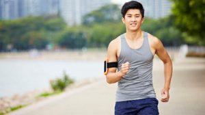Aktivitas Fisik — Olah raga teratur, jalan lebih banyak, usahakan bergerak sesering mungkin sepanjang hari