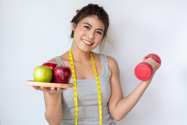 Kesalahan penurunan berat badan — saran nyata