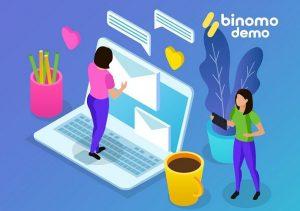Strategi Binomo — 60 Detik Termudah